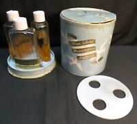 Vintage Lentheric Three Silent Messengers Perfume Set