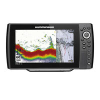 Expedited Delivery! Humminbird HELIX® 10 CHIRP Fishfinder/GPS Combo G3N w/Tr