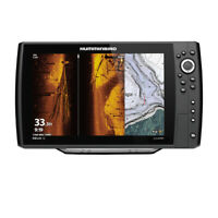 Expedited Delivery! Humminbird HELIX® 12 CHIRP MEGA SI Fishfinder/GPS Combo