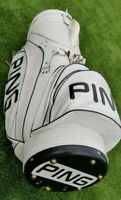 WOW Amazing NEW! VINTAGE Classic PING 1980's Staff Golf Bag Collectors Hard2Find