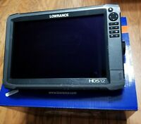 Lowrance HDS-12 Gen 3 Insight High/Mid Touch Fishfinder / Chartplotter