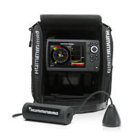 Expedited Delivery! Humminbird HELIX5 CHIRP G2 Ice Sonar GPS System 410970-1
