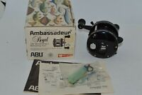 Abu Garcia Ambassadeur Royal  Fishing Reel New in Box