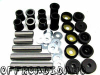 REAR INDEPENDENT SUSPENSION BUSHING & SHAFT KIT SUZUKI KING QUAD LTA700X 2005-07