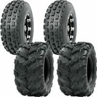 19X7-8 P327 & 18X9.5-8 P311 4PLY BOMBARDIER/CAN-AM 70/90 OCELOT ATV TIRES 4 PACK