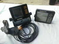 Humminbird LCR400 Portable Fish Finder Depth Sonar Fishing & EAGLE Ultra Classic