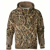 Browning Wicked Wing Smoothbore Hoodie Mossy Oak Shadow Grass Blades MEDIUM M