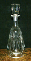 Rare Baccarat French Crystal Auteuil Pattern 1957 Wine Decanter