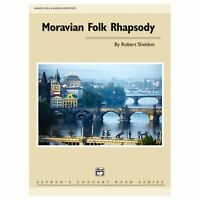 Moravian Folk Rhapsody - By Robert Sheldon