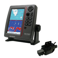 Expedited Delivery! SI-TEX SVS-760CF Dual Frequency Chartplotter Sounder w/Navio