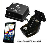 Expedited Delivery! Vexilar SP200 SonarPhone T-Box Permanent Installation Pack S