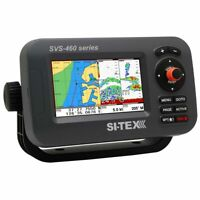 Expedited Delivery! SI-TEX SVS-460CE Chartplotter - 4.3