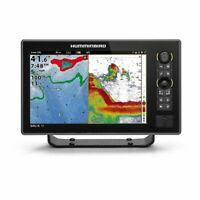 Expedited Delivery!  Humminbird SOLIX 10 CHIRP GPS Combo Multifunction Display |