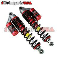STAGE 3 HIGH PERFORMANCE FRONT SHOCKS ABSORBERS SUZUKI QUADSPORT LTZ400 Z400 ATV