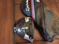 TaylorMade M4 Driver Golf Club Head Only 8.5* w/Head Cover & Tool NEW NEVER HIT