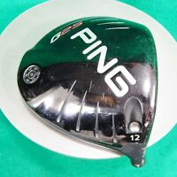 PING G25 12° driver right handed HEAD ONLY with adapter *FREE SHIPPING*