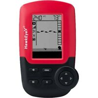 Hawkeye by Norcross FishTrax 1 Portable Fish Finder