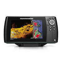 FREE 2 Day Delivery! Humminbird HELIX7 CHIRP MDI GPS  G3 With Navionics Humminbi