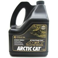 Arctic Cat ATV Wildcat Prowler ACX 0W-40 Synthetic Engine Oil 1 Gallon, 1436-435
