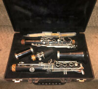 Vito LeBlanc Model 7212 Student Clarinet, With Hard Case, EXCELLENT Condition!