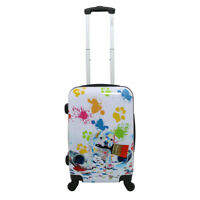 Chariot 20quot; Lightweight Spinner Carry On Upright Suitcase