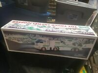2006 HESS Toy Truck and Helicopter New in Box NIB