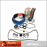 Timing Belt Kit GMB Water Pump Valve Cover for 90-95 Acura Integra B18A1 B18B1