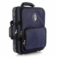 Marcus Bonna MB-DBCL-BLUE Blue Double Clarinet Case