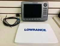Lowrance HDS8 Insight Fishfinder/Chartplotter