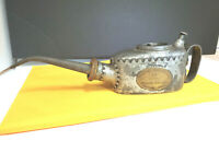 Early 1900's Atkinson Haserick Thumb Oil Dispenser Can for Automotive