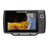 Expedited Delivery! Humminbird HELIX® 9 CHIRP MEGA DI Fishfinder/GPS Combo