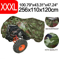 Camo Waterproof ATV Cover Storage For Can-Am Outlander MAX 450 570 650 850 1000