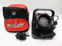 MarCum Lx3tc True Color Ice Sonar Fishfinder System With Transducer