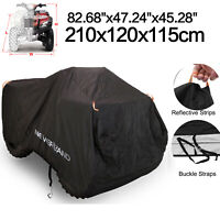 Waterproof Quad ATV Cover Storage For Yamaha Grizzly 350 400 450 550 660 700
