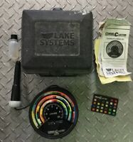 Combo CLector FX10 Lake System Fish Finder Tracker PH Color Temperature