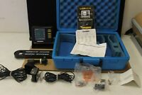 HUMMINGBIRD LCR400 Portable Fishfinder Depth Finder Set W Case L@@K 43118
