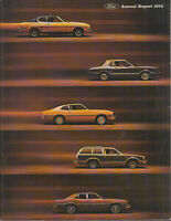 1973 Ford Motor Company Annual Report