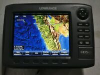 Lowrance Model HDS 8 GEN 2 Insight USA Fishfinder GPS