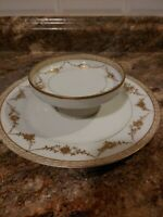 Vintage Nippon nut and candy dish