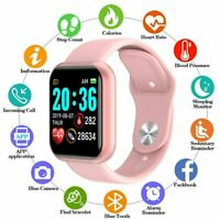 Waterproof Bluetooth Smart Watch Phone Mate for iphone IOS Android Samsung $8.99