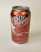 Dr. Pepper Can Factory Error Sealed Empty : Marvel#x27;s Iron Man ONE OF A KIND