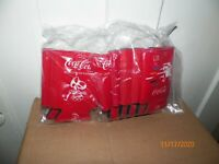 NEW Coca Cola Rio 2016 Olympics Koozie Can Cooler Lot of 7