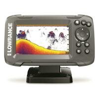 Lowrance HOOK2 4x Fish Finder with Bullet Transducer and GPS Plotter=gt; DISCOUNT
