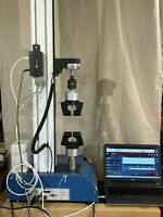 Instron 3344 with Bluehill Universal and 500N Load Cell Grips Test Frame $23950.00
