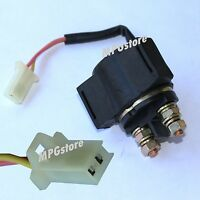 Starter Solenoid Relay For Yamaha ATV Grizzly YFM80 2006 2008