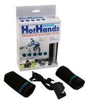 Oxford HotHands Wrap-Around Motorcycle ATV Grip Heaters Removable