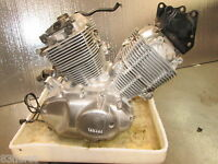 Yamaha 1985 XV535 XV 535 VIRAGO 5/18  ENGINE MOTOR  RUNS WATCH VIDEO