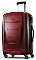 Samsonite Luggage Winfield 2 Fashion HS Spinner 24