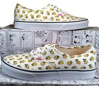 68cc2606a8 Vans X by Peanuts Woodstock Authentic Sneaker Snoopy Charlie Brown