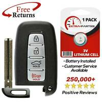 For 2011 2012 2013 2014 Hyundai Sonata Keyless Entry Smart Remote Car Key Fob $18.44
